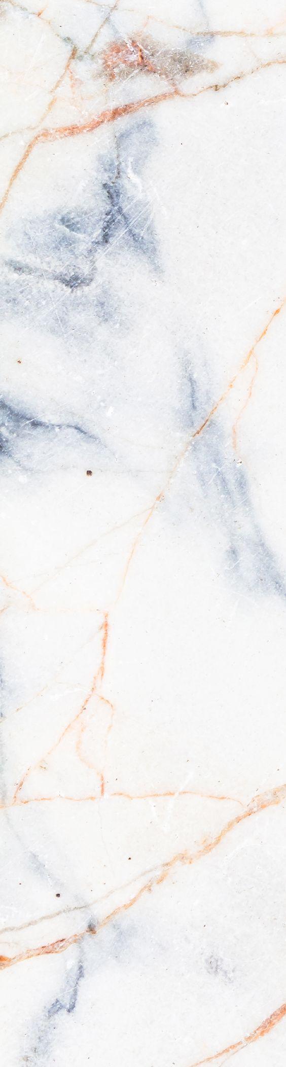 Blue & Bronze Cracked Marble Wallpaper   Murals Wallpaper