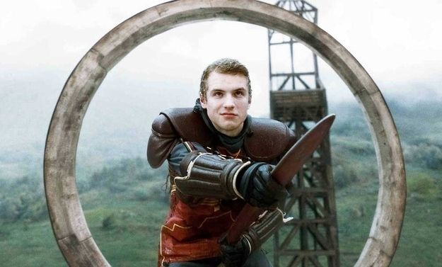 Yep The Quidditch Guy Harry Potter Games Harry Potter Characters Freddie Stroma