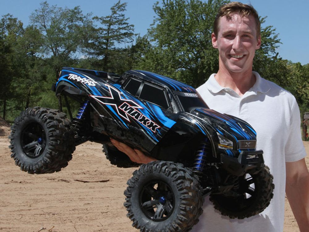 Traxxas XMAXX Brushless iD RTR 770764 (With images