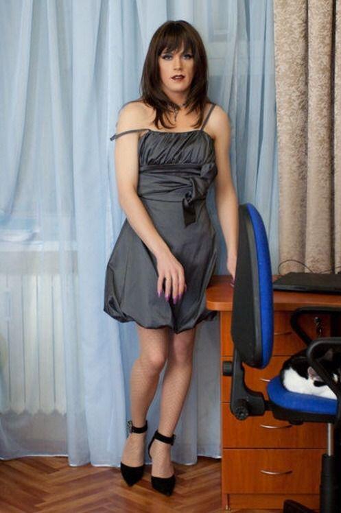Beautiful And Feminine Cross Dressers Photo Pretty Outfits