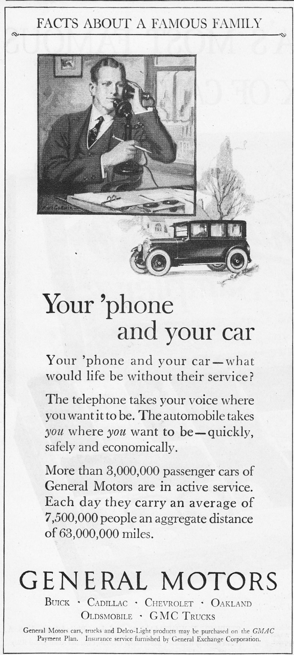 General Motors 1925 General Motors Passenger Motor