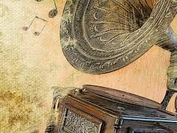 #vintage #art #phonograph #music #record