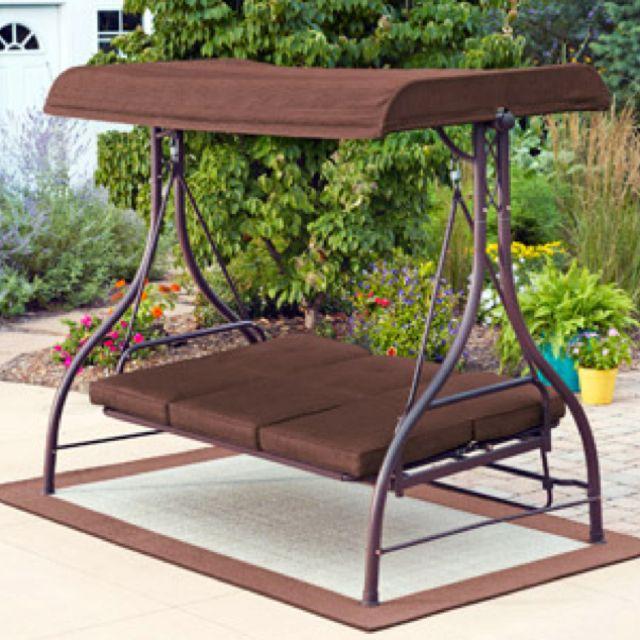 Swing Bed Walmart Amazing Deal Outdoor Hammock Swing