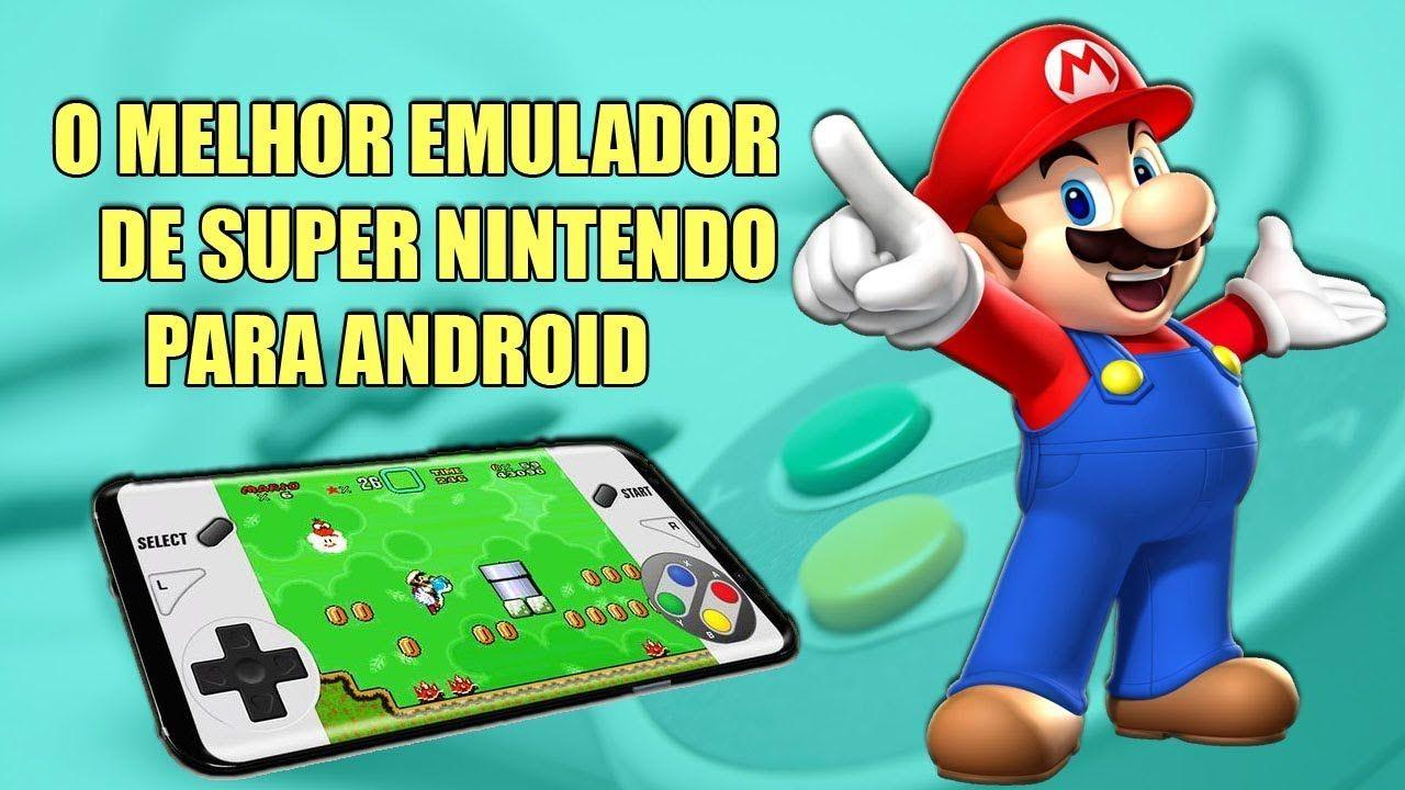 O Melhor emulador de super Nintendo für Android Emulador