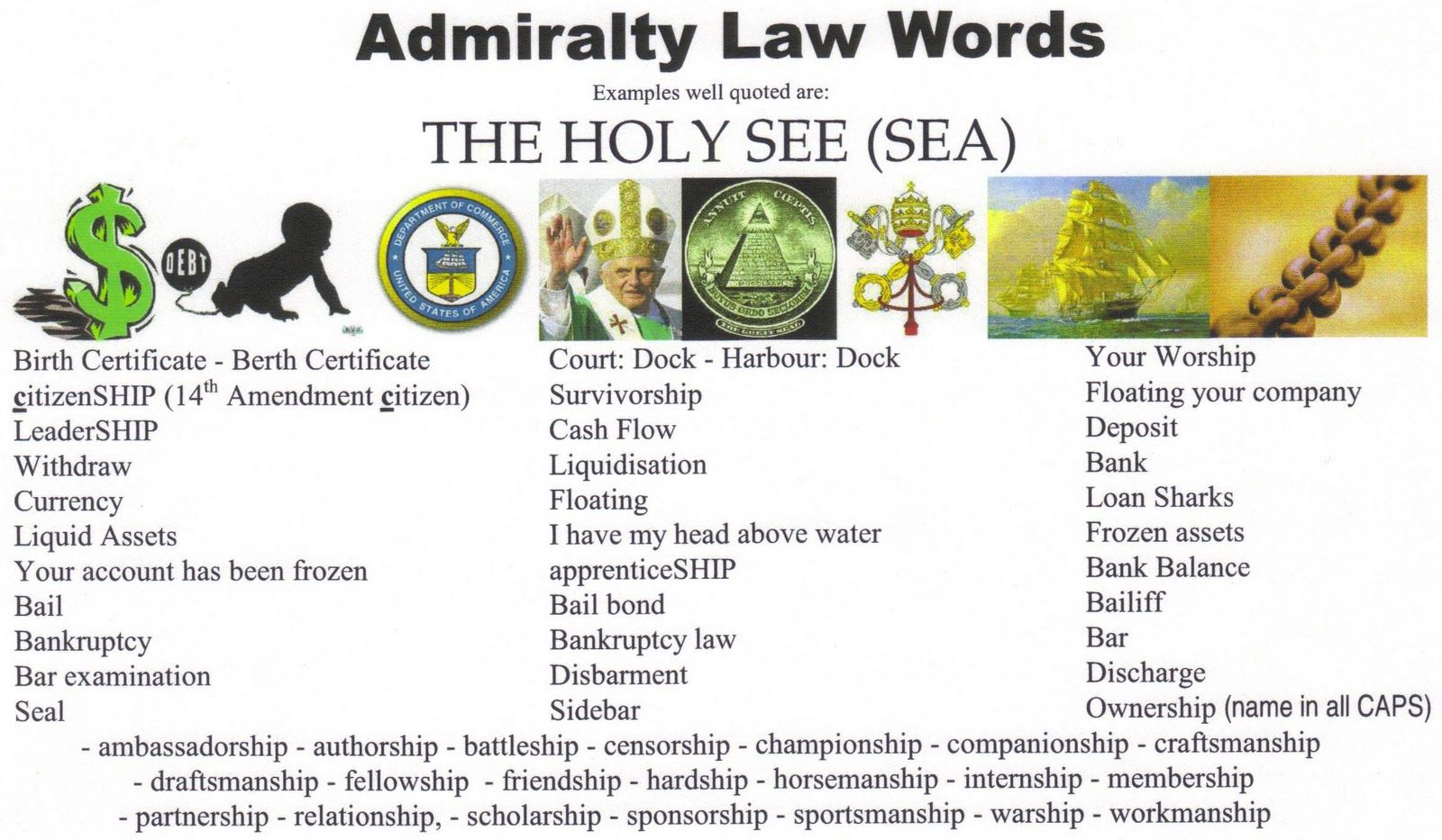 Image result for admiralty law, maritime law