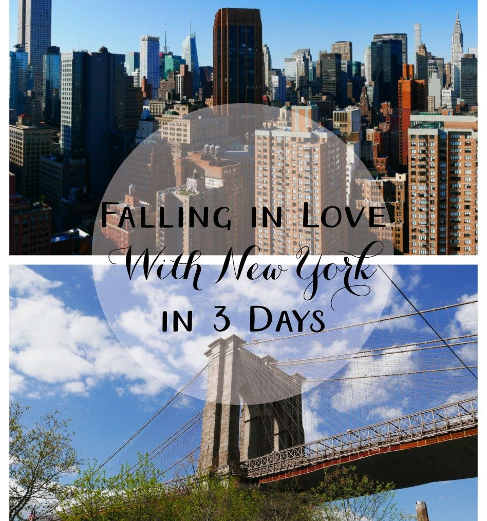 New York is a city to love. We only had 3 days to explore the city. In that brief period, I can already imagine myself living in NYC.