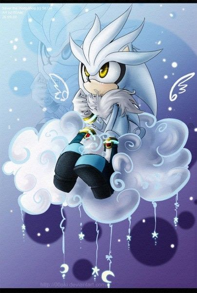 Silver The Hedgehog Fan Art Silver Silver The Hedgehog Sonic Sonic And Shadow