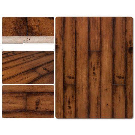 15mm Ac4 Original Collection Laminate Flooring Burnt Sienna Brown
