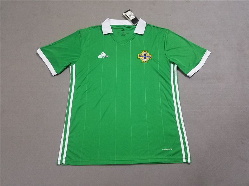 finest selection 70b78 ff216 Northern Ireland Football Shirt 2018 Top #8 | Northern ...