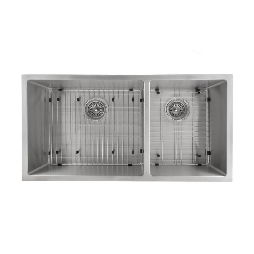 Zline Kitchen And Bath Executive Series 36 In Undermount Double