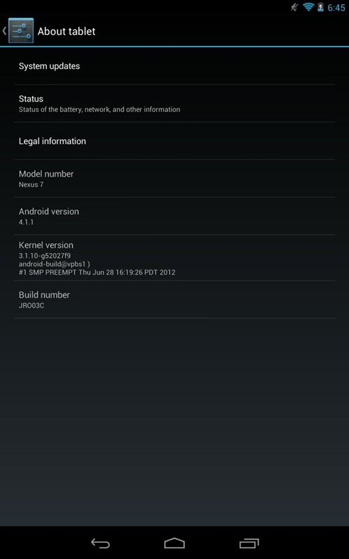 how to manually install android jelly bean 4 1 1 on google nexus 7 rh pinterest com Android Logo Android 2.2 Froyo