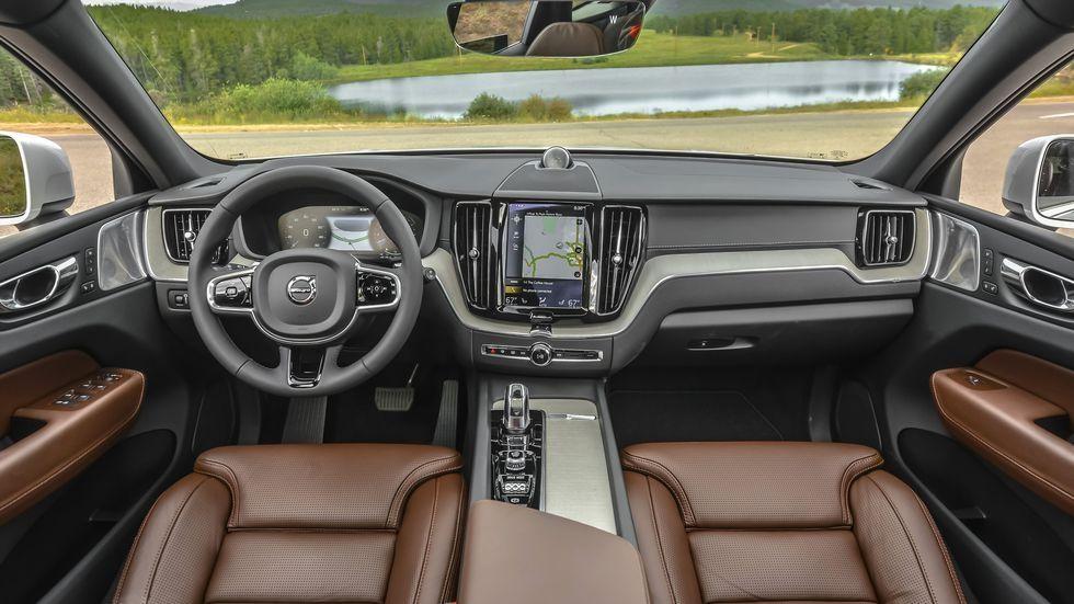 Volvo Xc60 2020 Update Volvo Xc60 Volvo Volvo Xc