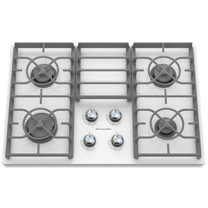 Abt Com Kitchenaid Kgcc506rww In 2020 Gas Cooktop Kitchen Aid Ceramic Cooktop