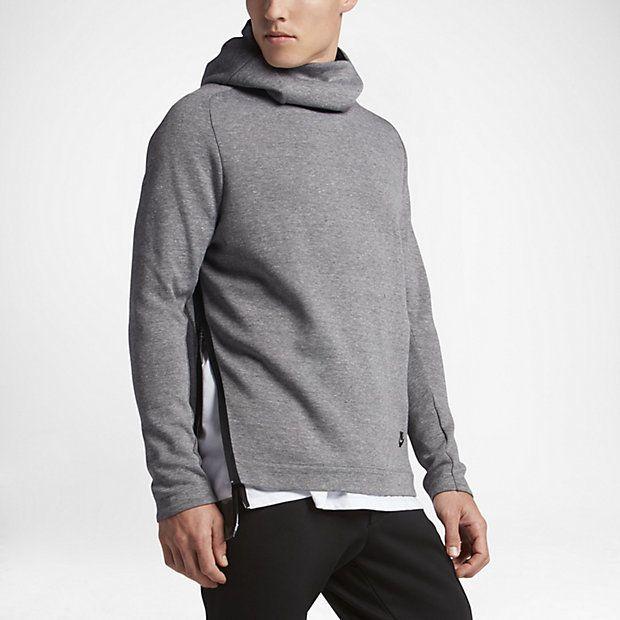 aa818a8f9e8d Nike Sportswear Tech Fleece Men s Funnel-Neck Hoodie