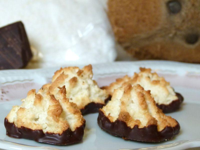 Enies Weihnachtsplätzchen.Rezept Für Saftige Kokosmakronen In Konditorqualität Traditionelle