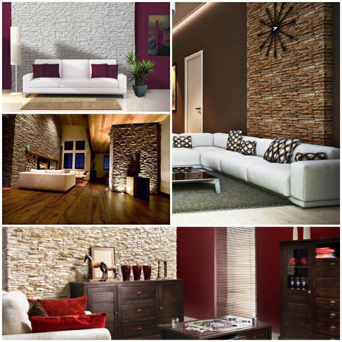 steinwand auf der suche nach starker idividualit t wand pinterest steinwand w nde und. Black Bedroom Furniture Sets. Home Design Ideas