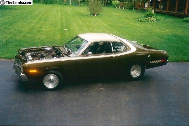 1973 Dodge Dart Sport Com Vw Classifieds Trade 1973