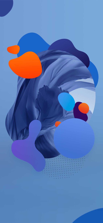 Download Huawei Nova 5z Official Wallpaper Here! FullHD