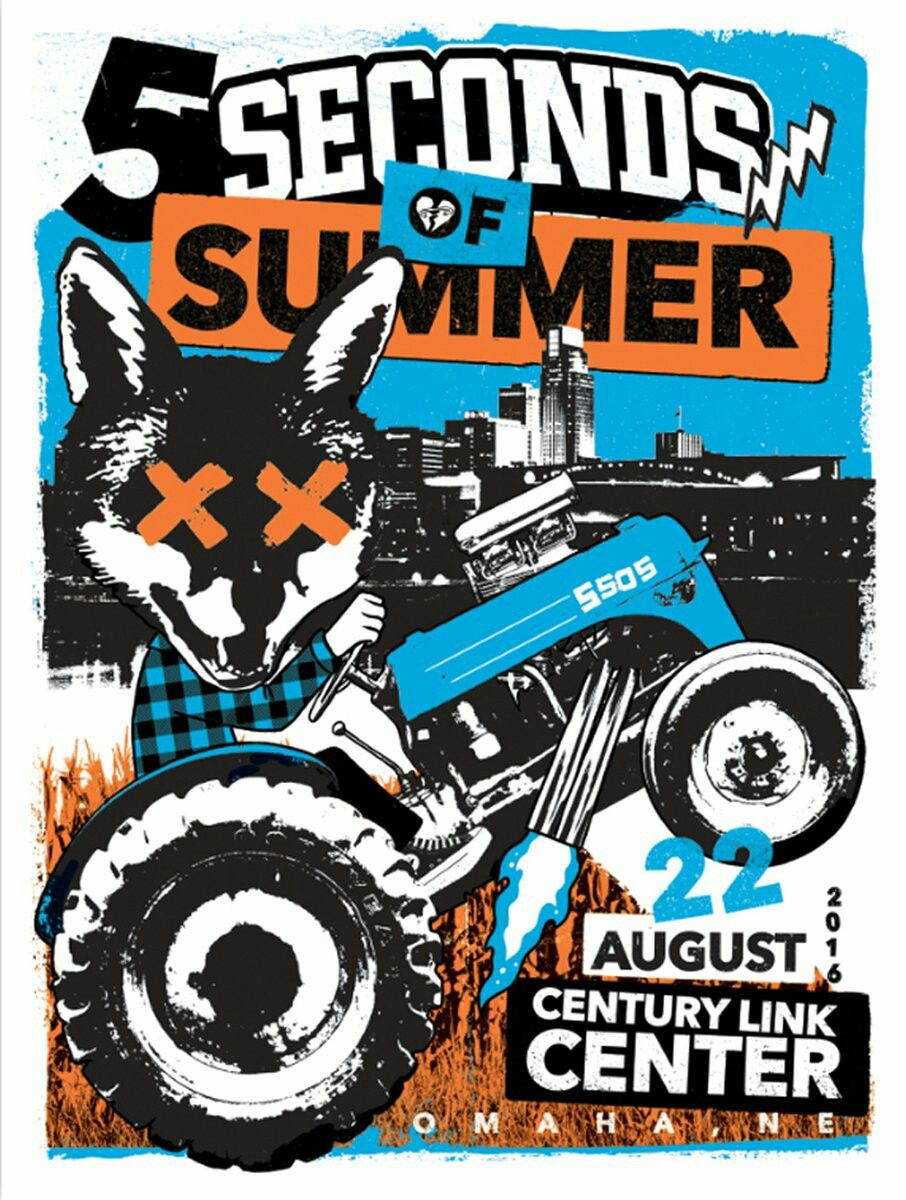 5 Seconds Of Summer Sounds Live Feels Omaha