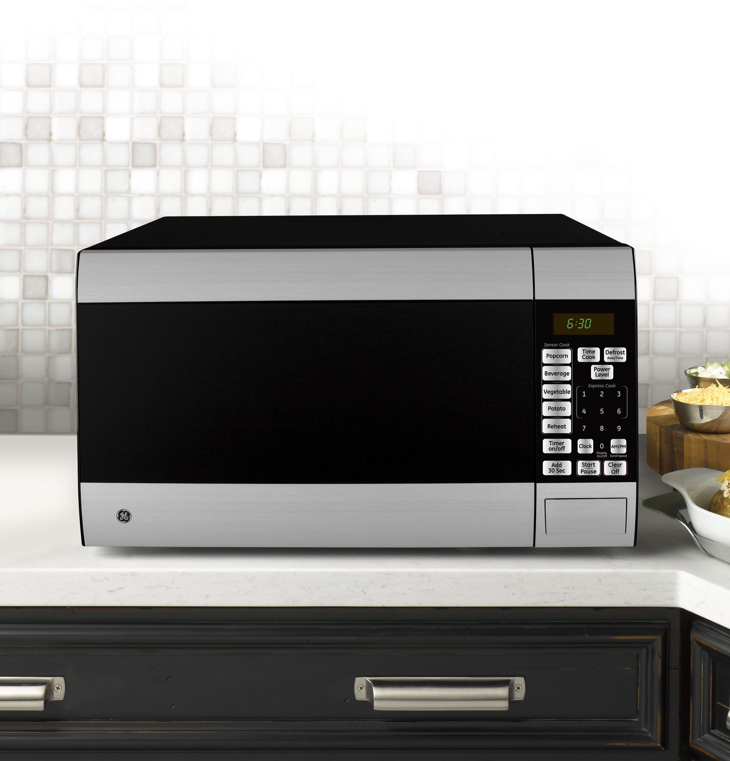 Great Microwave Easy To Use Quiet While Running And Doesn T