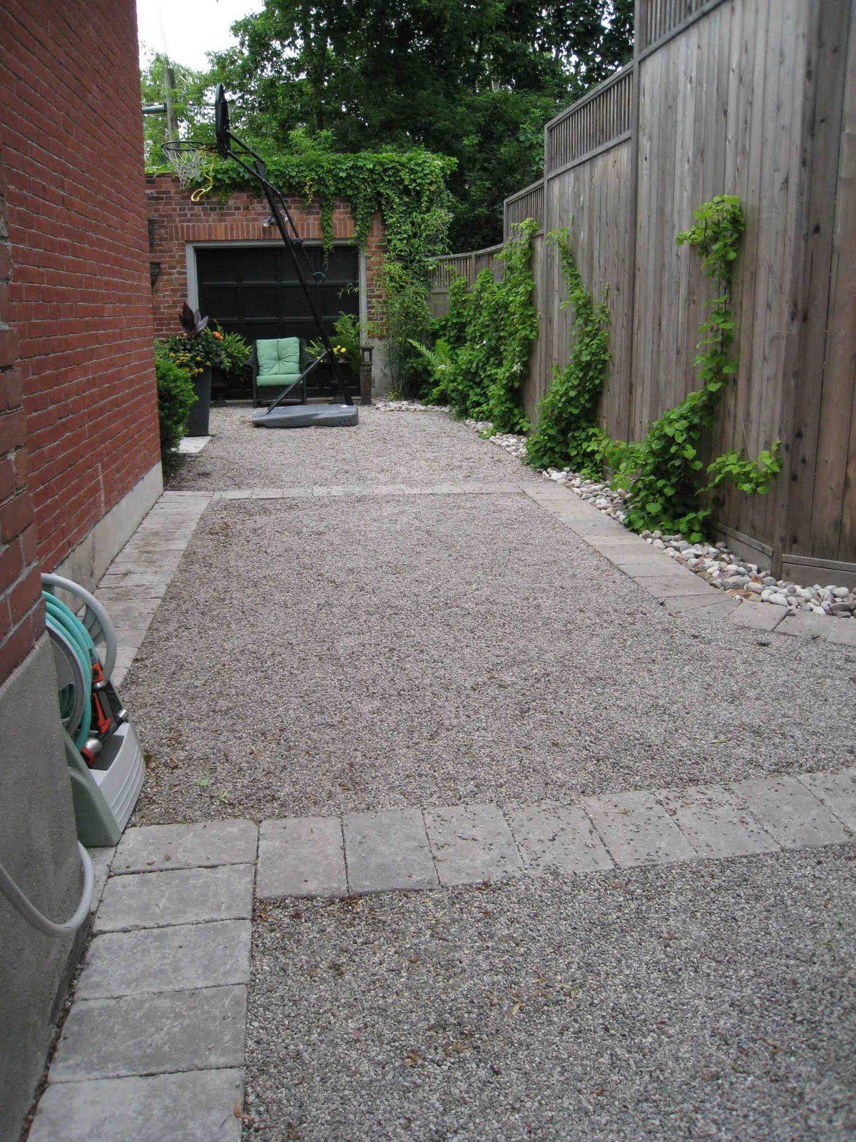 Pea Gravel Driveway Driveway Solutions Gravel Driveway