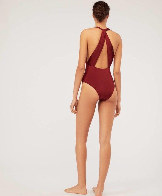 Banador Triangular Banadores Y Trikinis Bano Y Beachwear