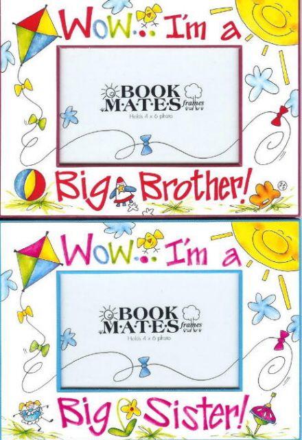 Sibling Picture Frames | Big Brother Ian | Pinterest | Siblings, Big ...