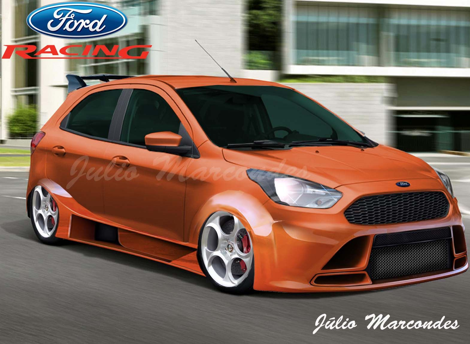 Ford Ka Hatch 2015 Figo