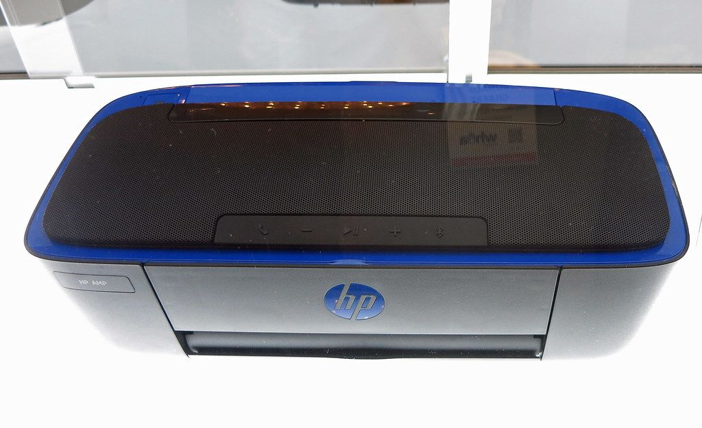 Quick steps to print from a wirelesslyconnected HP