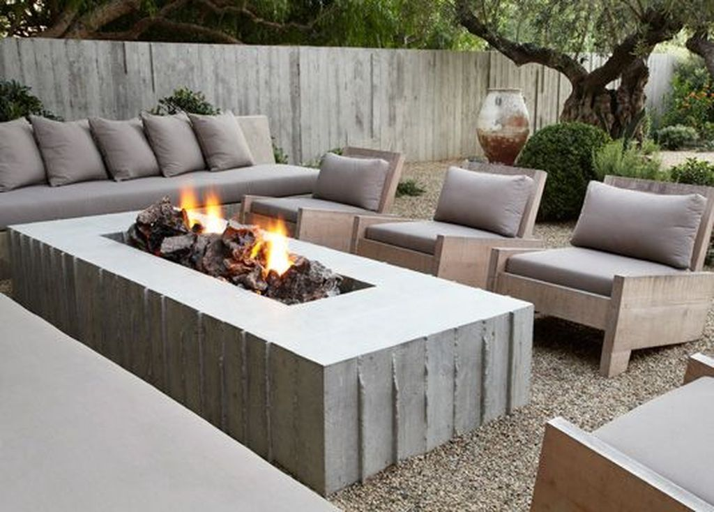 48 Fancy Backyard Fire Pit Seating Area Design Ideas With Images Fire Pit Seating Area Fire Pit Backyard Fire Pit Seating