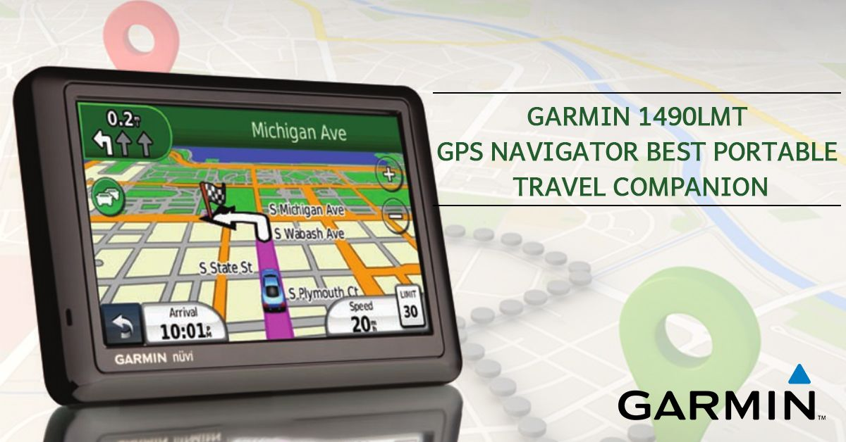 garmin nuvi 1490lmt comes with latest features including large color rh pinterest com Garmin Nuvi 1490LMT Updates Garmin Nuvi 1490LMT Problems