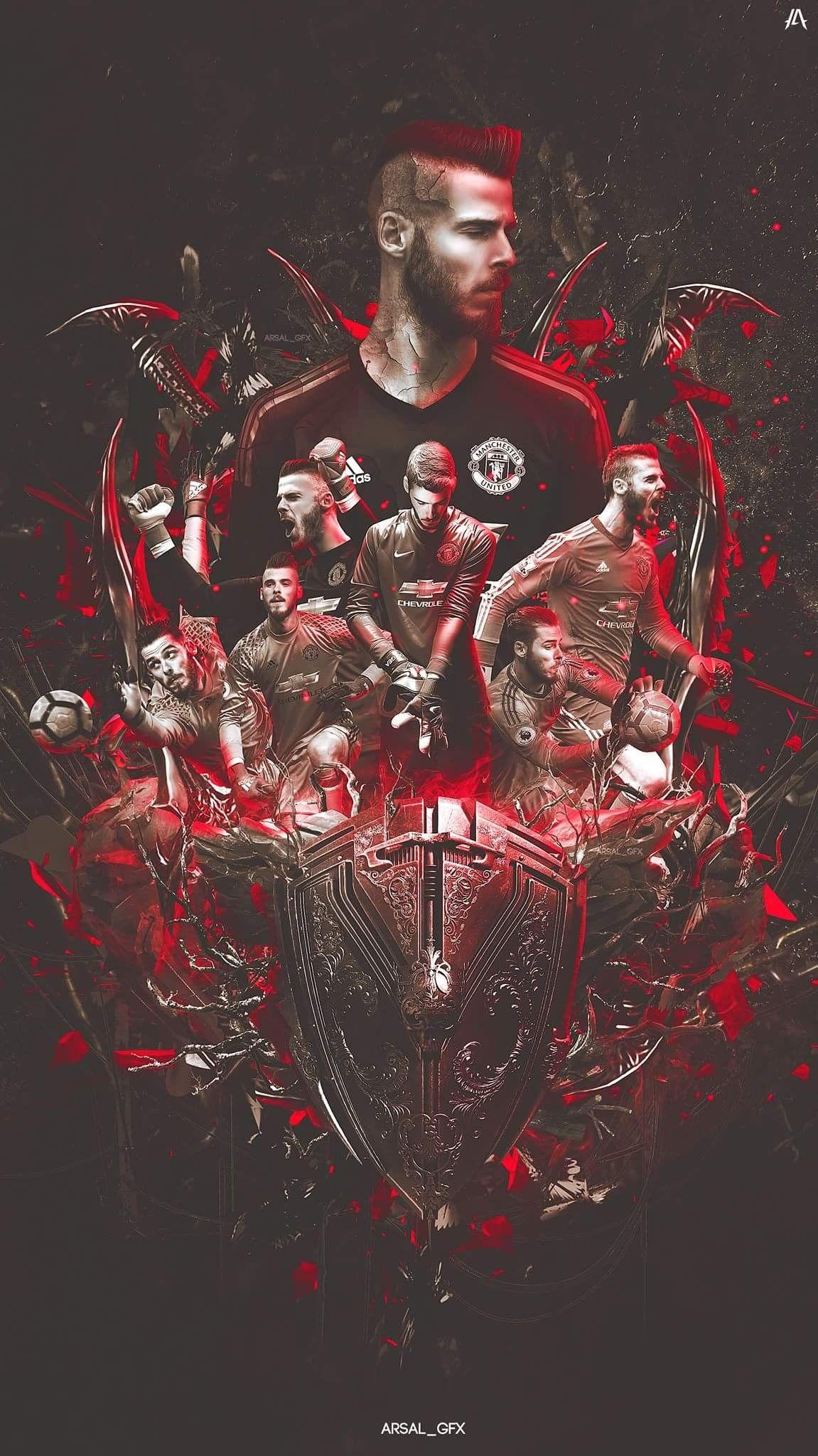 De Gea #football #MU