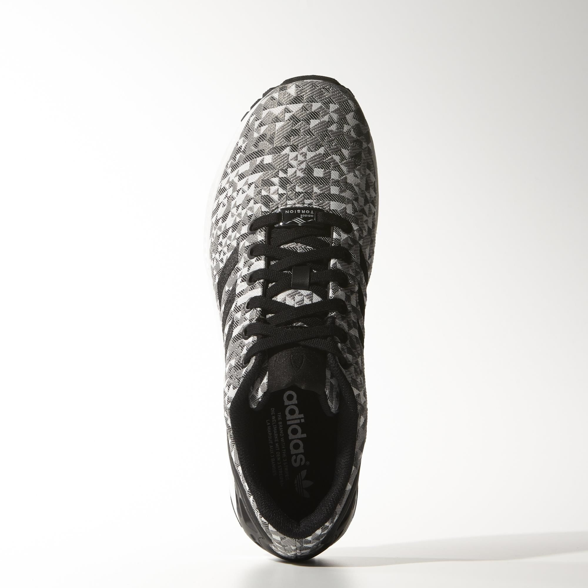 san francisco 3f1bc 308f2 my first adidas ZX Flux Weave Shoes