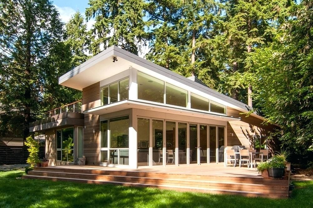 Contemporary Cabin Plans Artistic Modern Shed Roof House Homes Modern Roof Design Shed Roof Design Contemporary Sheds
