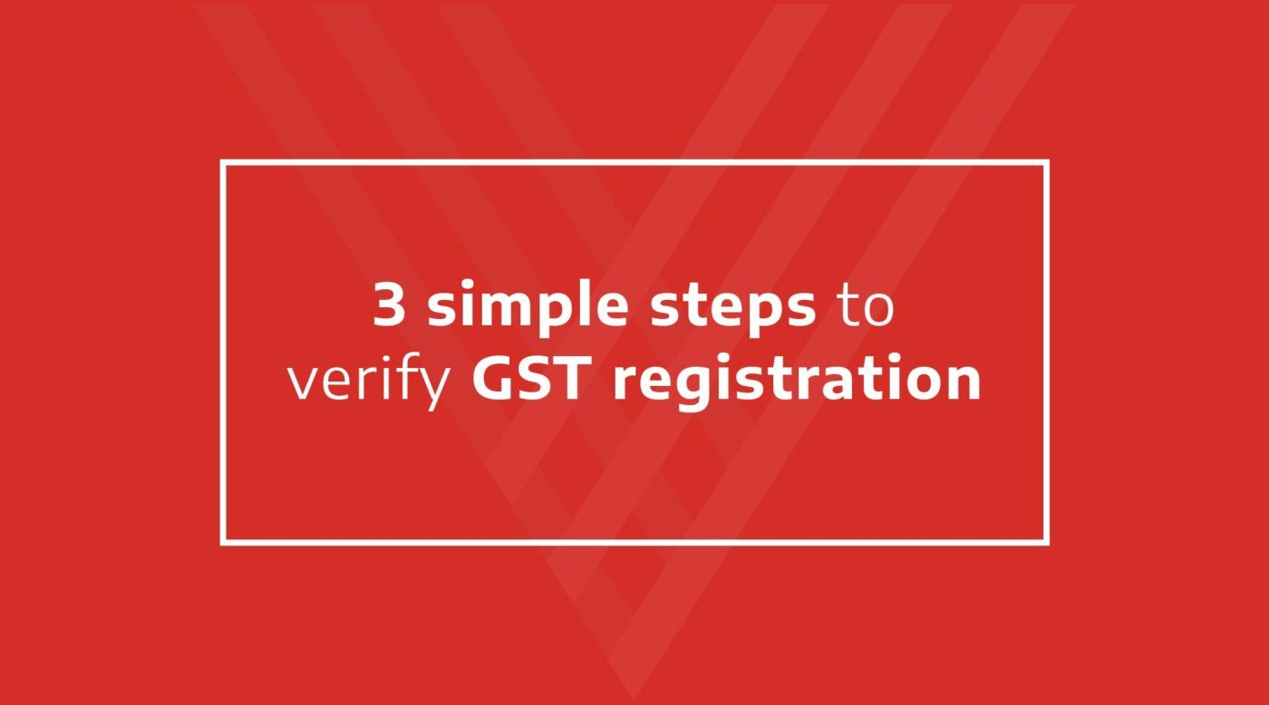 This Post Will Let You Know How To Check Gst Registration Status