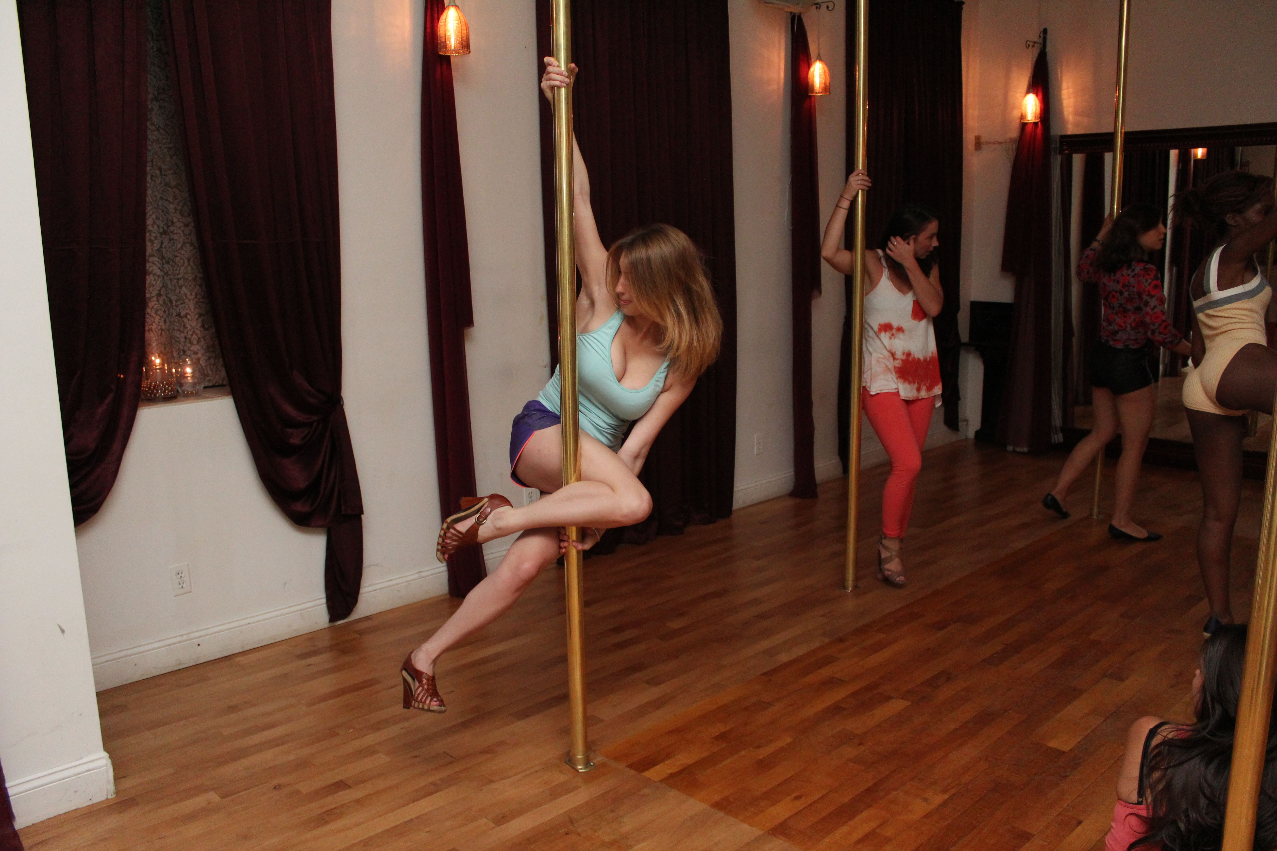 Featured Best of New York by New York Magazine. Pole Dance ...