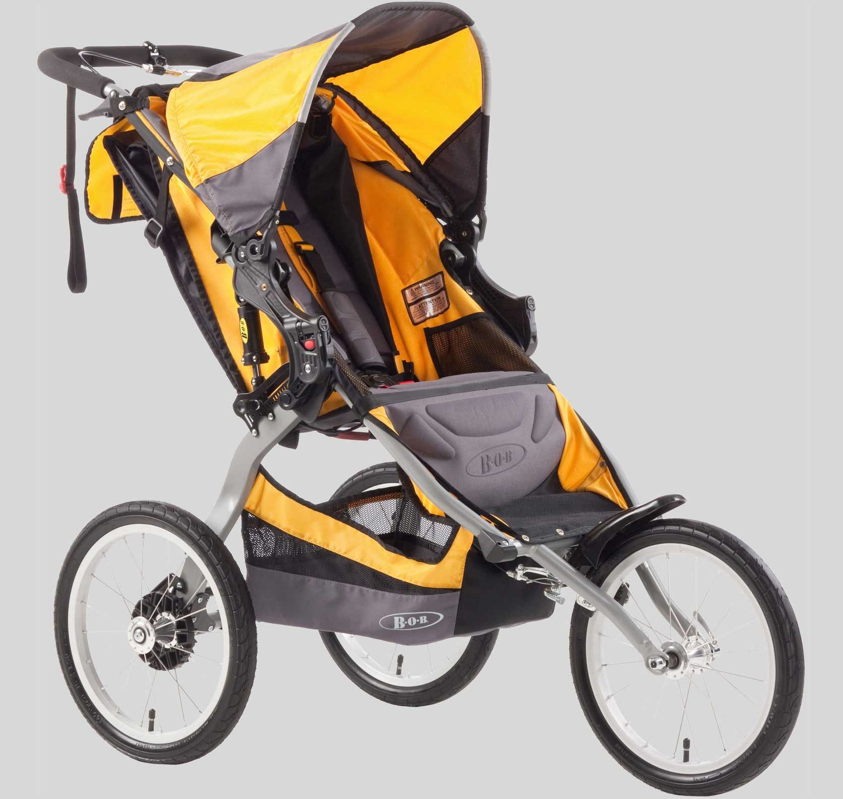 The Bob 2016 Revolution Flex Duallie is a great option for