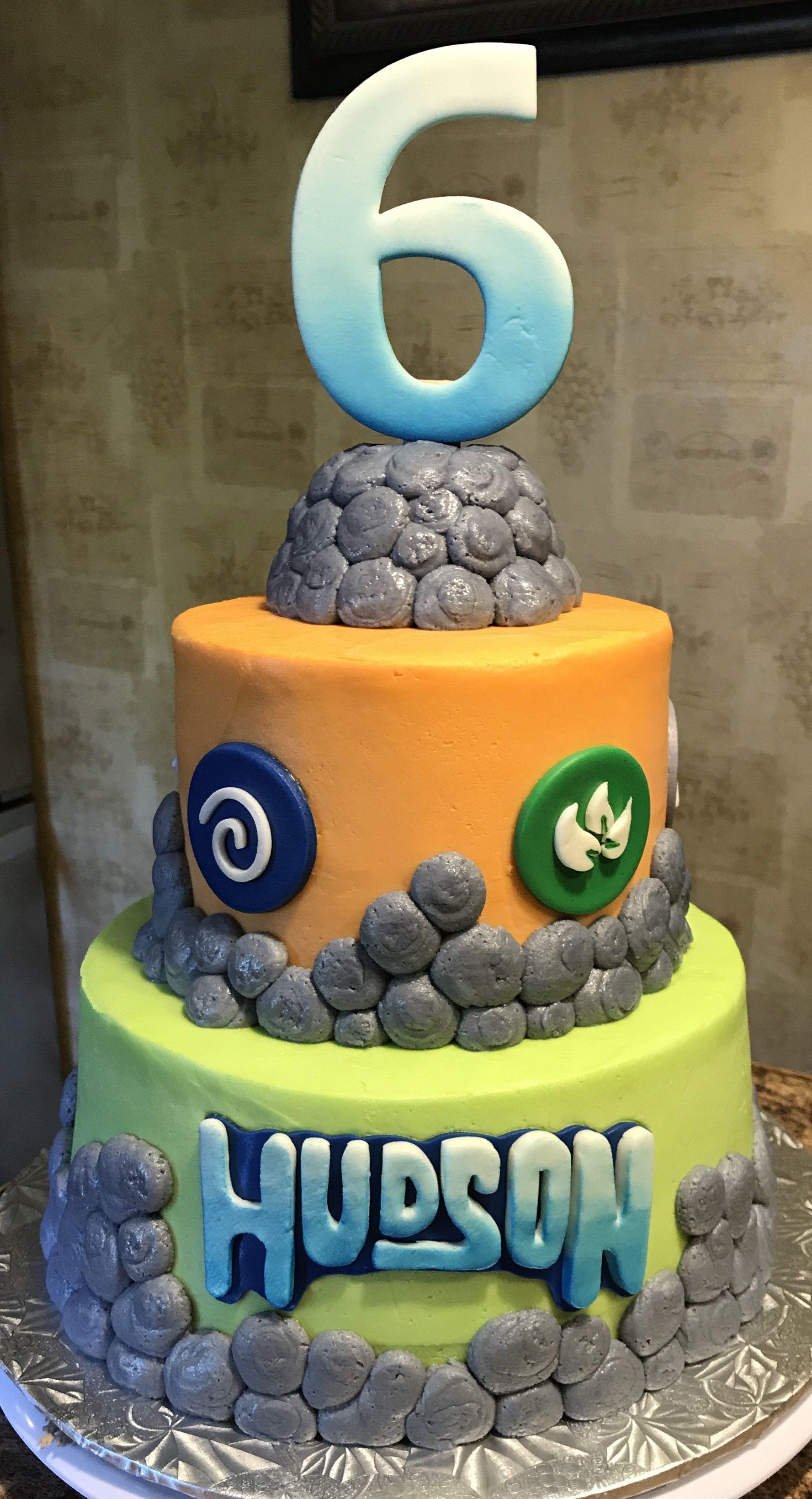 Skylander Birthday Cake My Cakes Pinterest Birthday Cakes