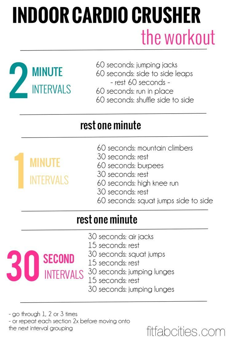 Committing to a plan that's easy to fit into your busy schedule (we're  talking 30-minute workouts here) and lasts exactly 21 ...