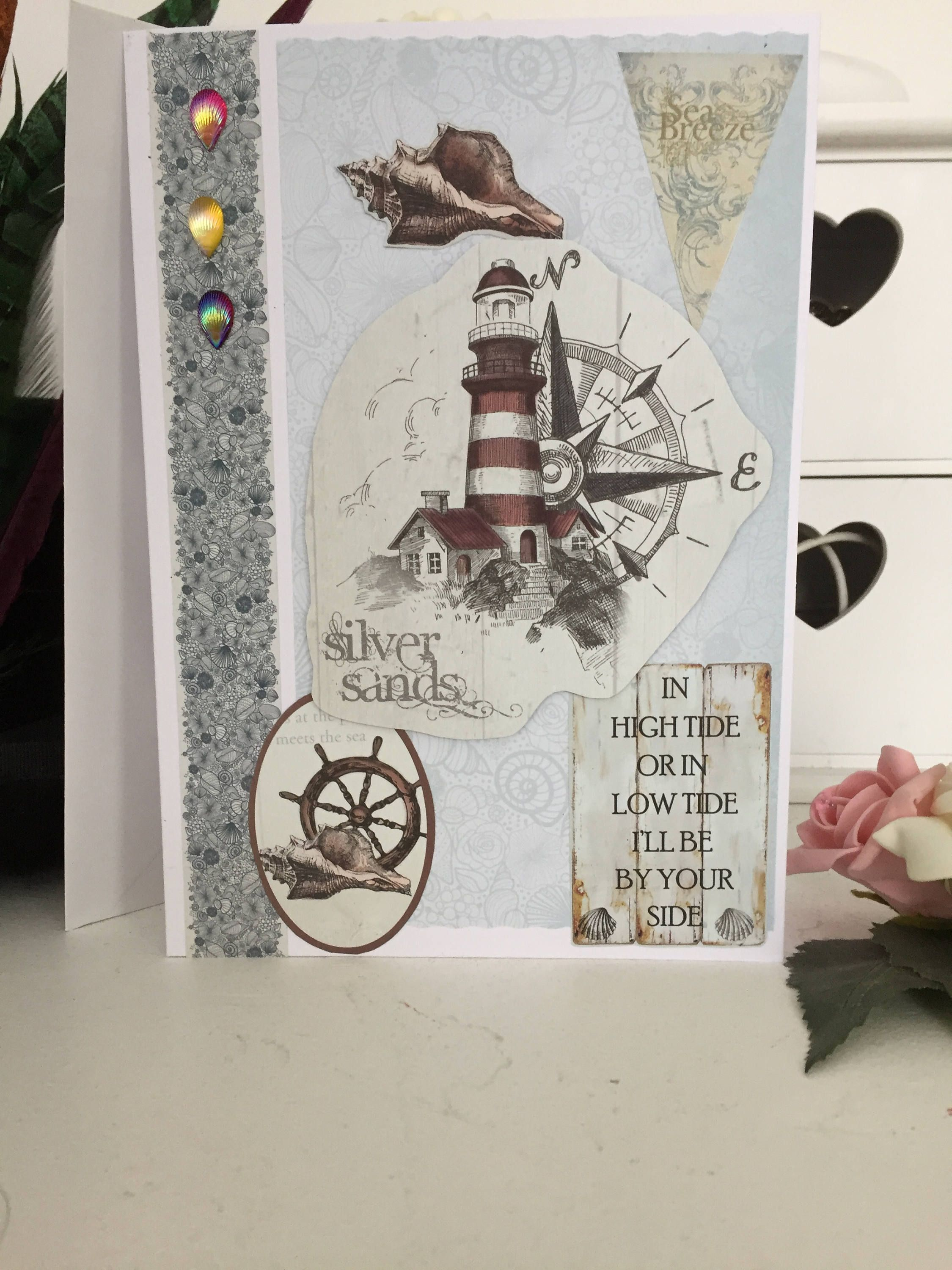 Lighthouse by traceyscards on etsy art pinterest lighthouse lighthouse by traceyscards on etsy lighthousebirthday cardsgreeting kristyandbryce Choice Image