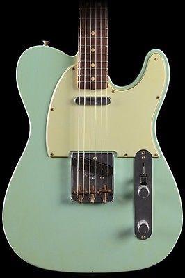 fender custom shop 1963 telecaster tele relic faded sonic blue 512 things guitars amps. Black Bedroom Furniture Sets. Home Design Ideas