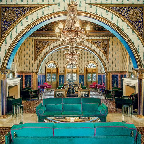 Palace Hotels Are No Rarity In The Indian State Of