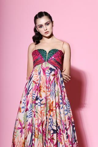 Indian Designer Anarkali Suits Online for Sale for Women's ...