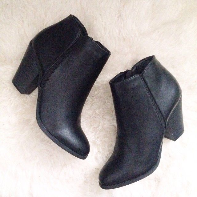 black ankle boot shoes shoes and more shoes