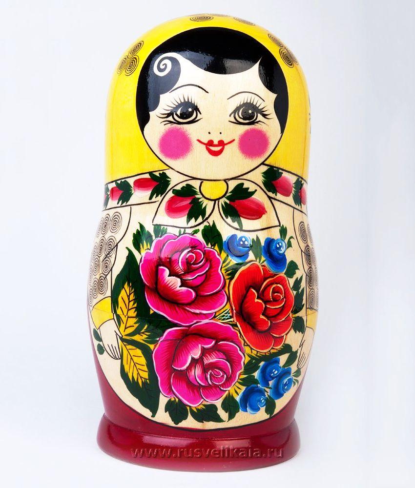 Матрешка Семеновская