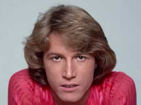 Shadow Dancing Andy Gibb Youtube Andy Gibb Pop Music My