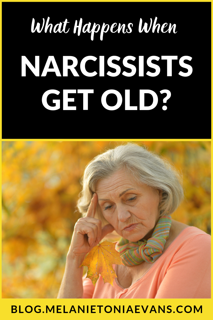 What Happens When Narcissists Get Old? | Narcissist