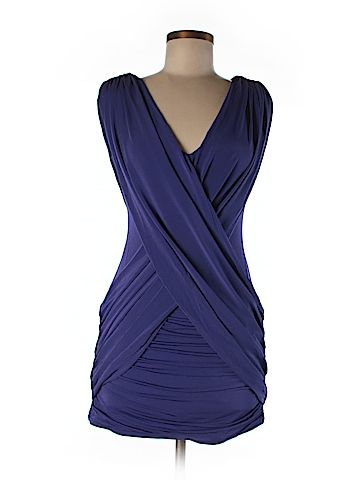 BCBGMAXAZRIA Women Sleeveless Top Size S