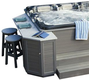 Bars For Spas Hot Tubs Available Safety Convenience Accessories Hot Tub Backyard Hot Tub Patio Hot Tub Accessories
