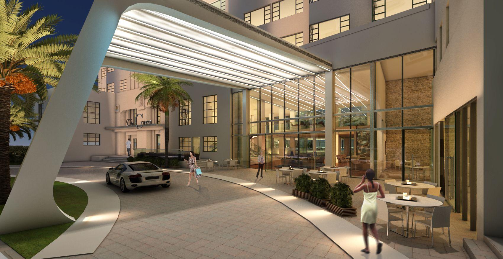 Grand entrance porte cochere google search grand - Centre commercial porte de saint cloud ...
